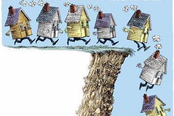 Ипотечный кризис: когда виновных слишком много, некого наказывать Ч.1