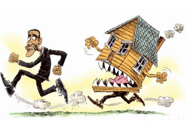 Ипотечный кризис: когда виновных слишком много, некого наказывать Ч.2