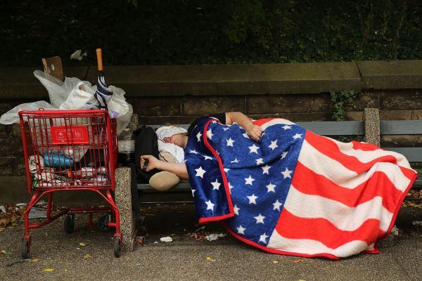 Уровень бедности. Как это выглядит в развитых странах