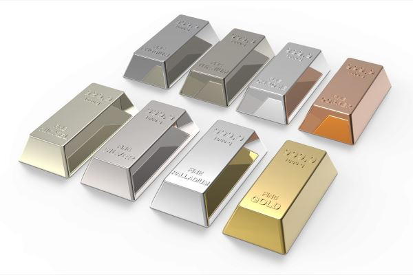 Что влияет на стоимость драгоценных металлов