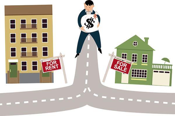 Что лучше: арендовать или купить квартиру в ипотеку