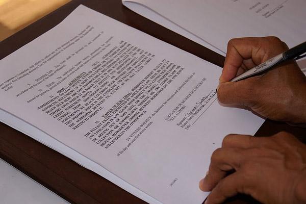 Кредитный договор станет понятным и без мелкого шрифта
