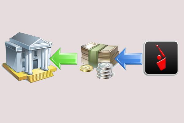 Перевод денежных средств  минуя банки и традиционные системы