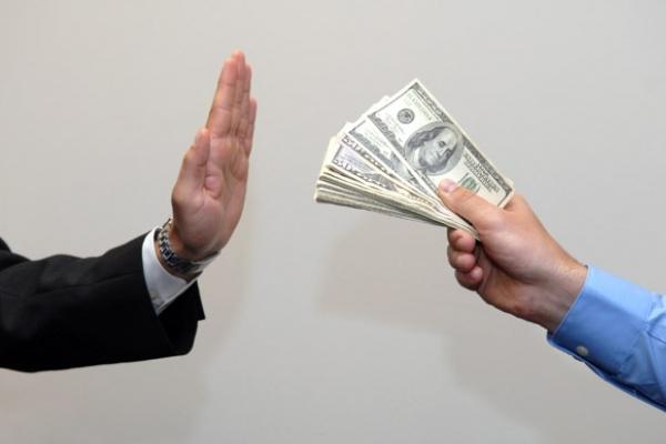 Как быть, если вы получили заем, но решили от него отказаться?