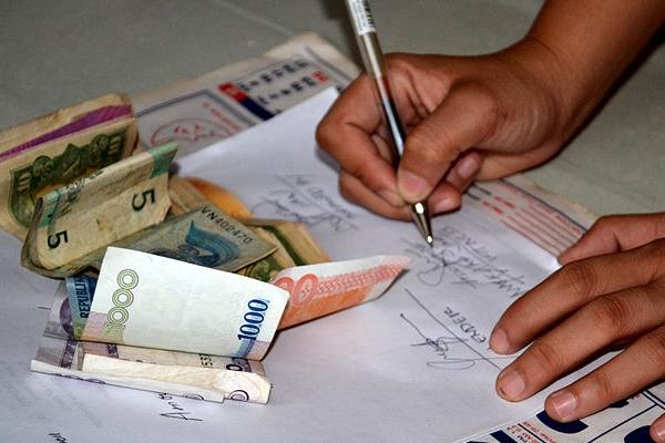 Долговая расписка – тонкости оформления