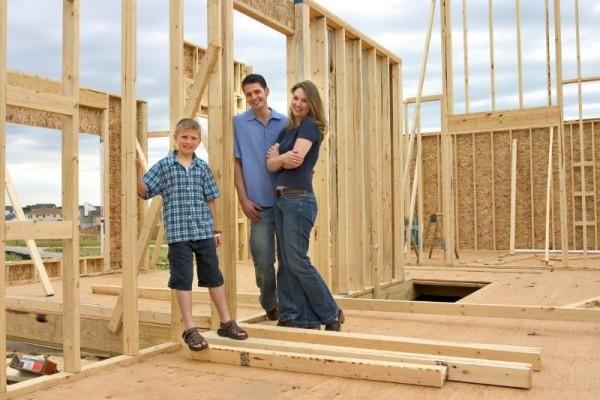 Возможно ли построить дом в кредит?