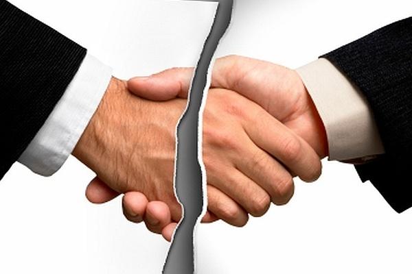 При каких обстоятельствах может быть расторгнуто кредитное соглашение?