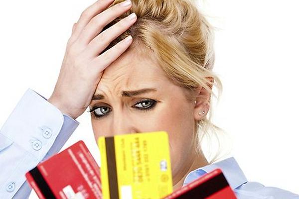 Банковские  кредитные карты и подвохи, связанные с ними