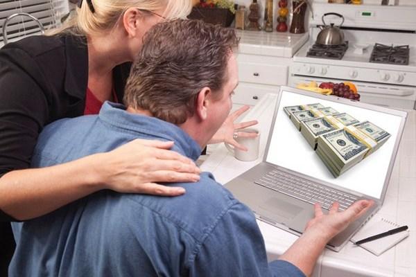 Как взять кредит в интернет-магазине