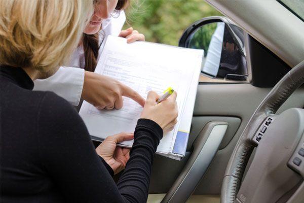Договор на получение автомобильного кредита