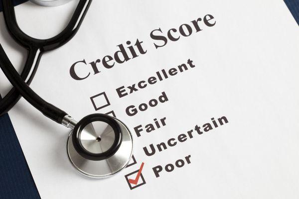 Если кредитная история стала черной