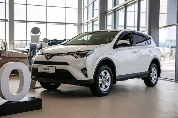 Кредит на машину от Toyota Банка