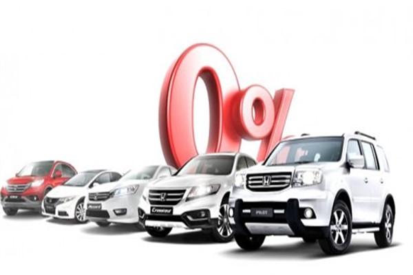 Особенности беспроцентного автомобильного кредитования