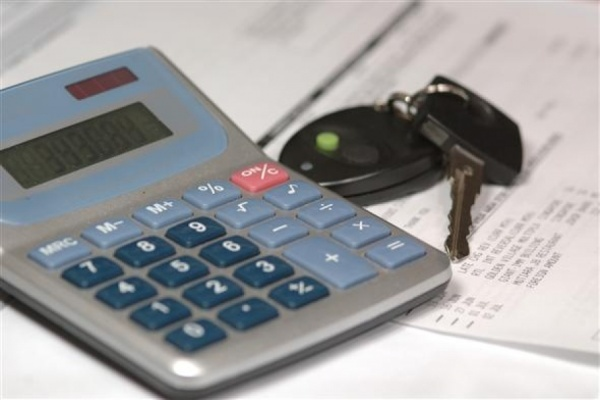 Уплата налога с продажи автомобиля