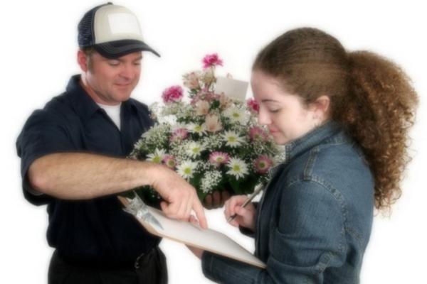Цветы с доставкой через интернет