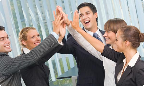 Тимбилдинг – выработка командного духа в коллективе