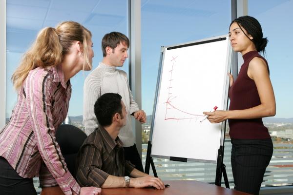 Деловые переговоры: подготовка презентационного материала