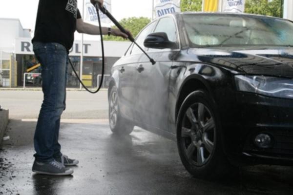 Открытие автомойки – безопасное инвестирование в свое дело