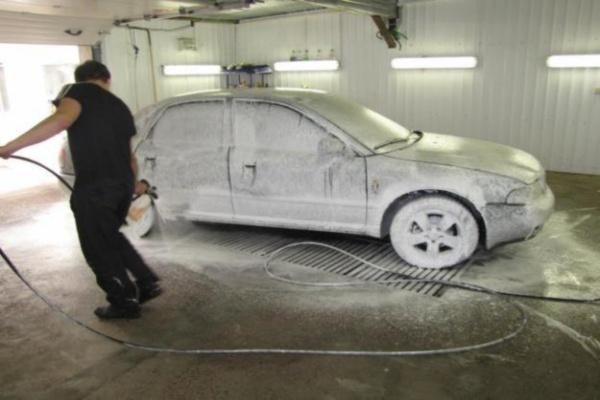 Открытие автомойки - бизнес-план