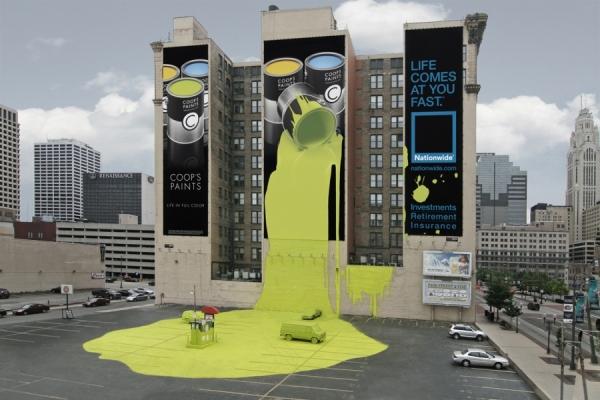 Креативная реклама: особенности и преимущества