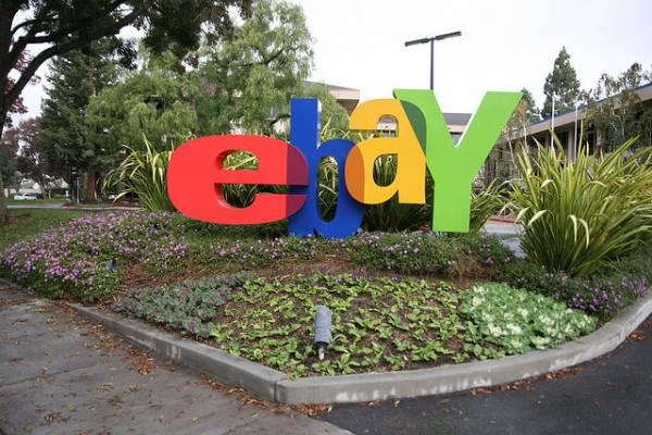 Интернет аукцион Ebay: торговый гигант