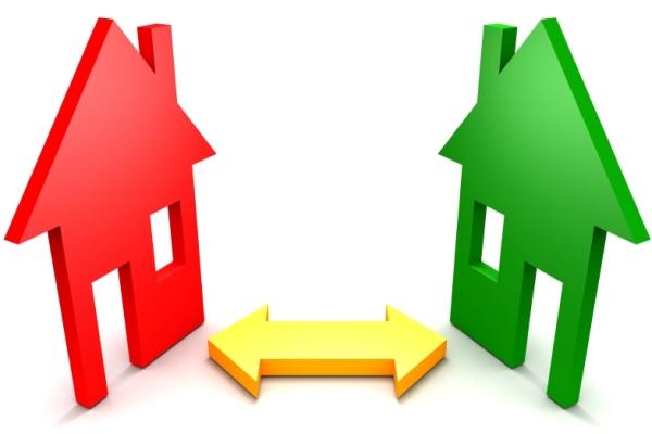 Обмен недвижимости: общий порядок проведения сделки