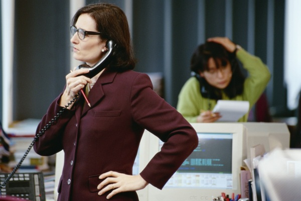 Телефонное общение с клиентом: как побороть страх?