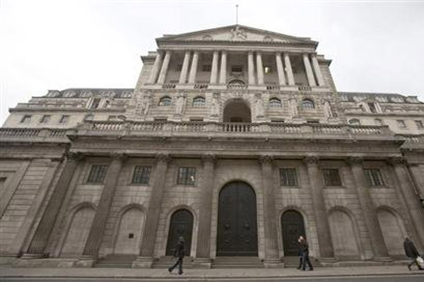 Британским банкам не хватает денег?