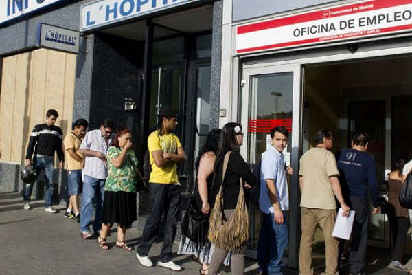 Испания из кризиса пока не вырвалась