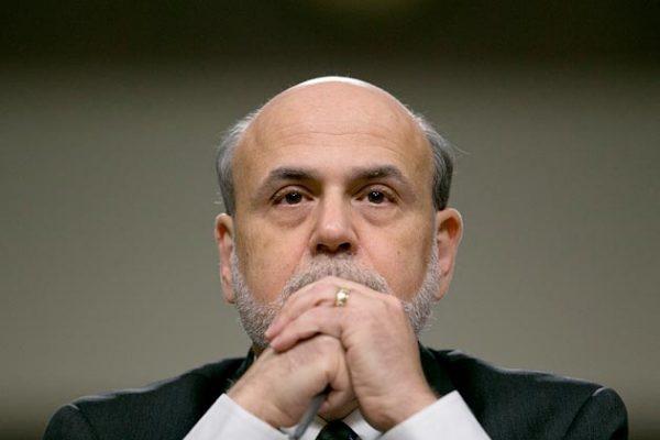 Бернанке стал пессимистом?