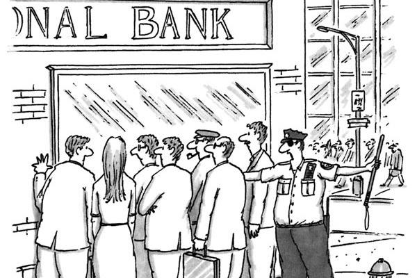 Можно ли предугадать банкротство банка?