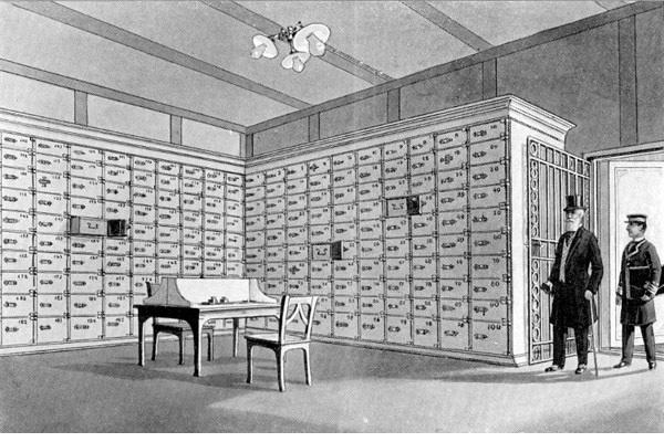 Банковская ячейка как способ хранения денег – преимущества и недостатки