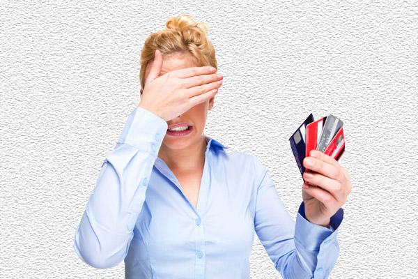 Как погашается долг по кредитной карте?