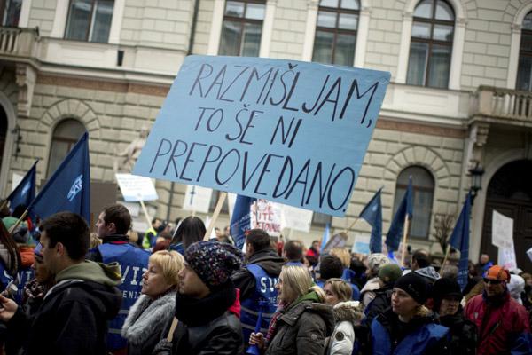 Словения – по аналогии с Кипром?