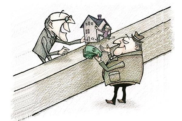 Взыскание залога – как заемщики без квартир остаются