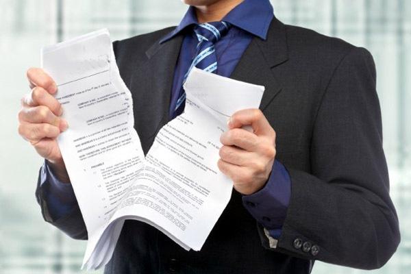 Как осуществить досрочное расторжение депозита?