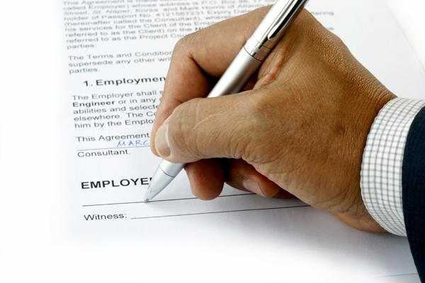Трудовой договор  с работником – нюансы оформления