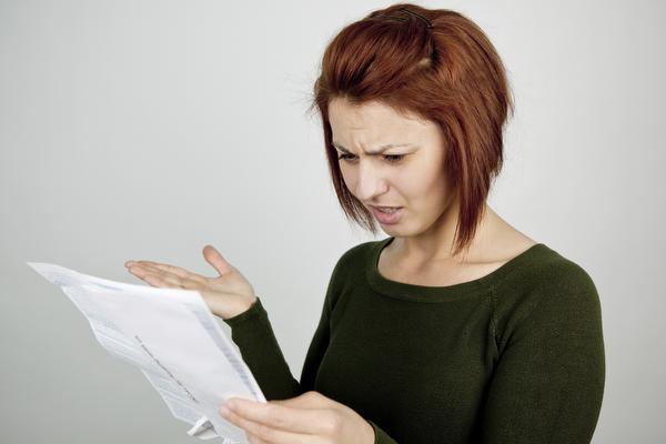 Кредитный отчет: самые разрушительные ошибки