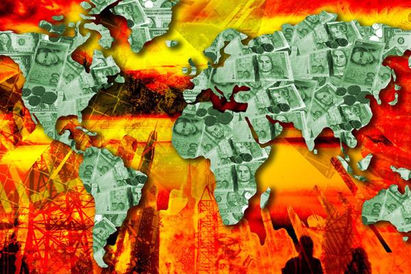 Что принес странам мировой  финансовый кризис?