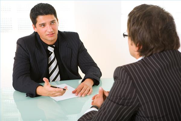 Собеседование при приеме на работу – психологические аспекты