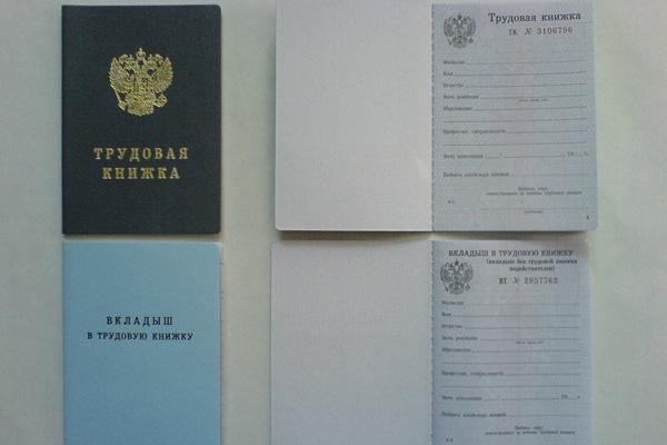 Как сделать загранпаспорт если потерял трудовую книжку