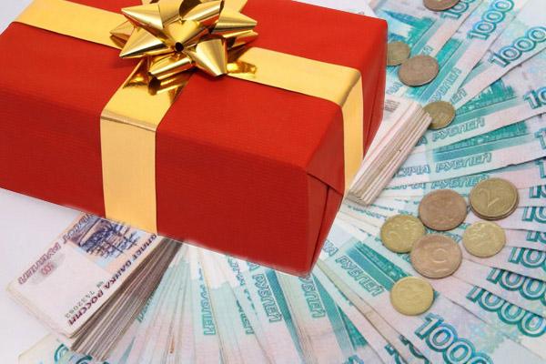 Микрокредит как повод для подарка. Стоит ли?