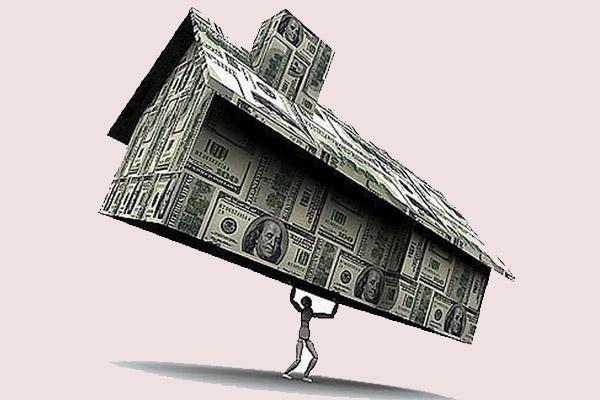 Как победить ипотечный долг?