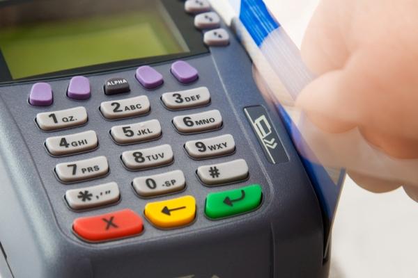Как производятся расчеты по кредитной карте?
