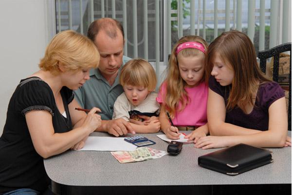Красота бюджетирования или Как правильно подсчитать свои деньги?