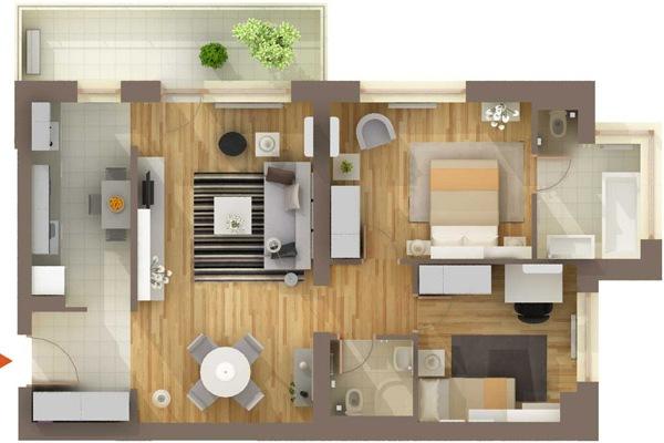 Можно ли купить в ипотеку квартиру, в которой имеются незаконные перепланировки?