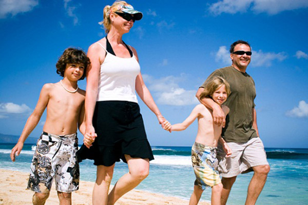 Из чего состоят расходы на отдыхе за границей?