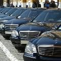 Путин решил пересадить чиновников на машины российского производства