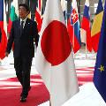 Евросоюз заключит крупнейшую сделку по торговле с Японией