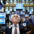 Фондовые рынки падают из-за опасений рецессии